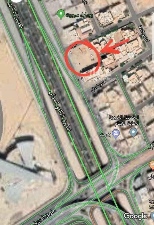 أرض للبيع في الطريق الدائري الشرقي الفرعي ، حي القدس ، الرياض