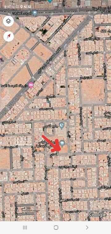 أرض للبيع في شارع المشاري ، حي القدس ، الرياض