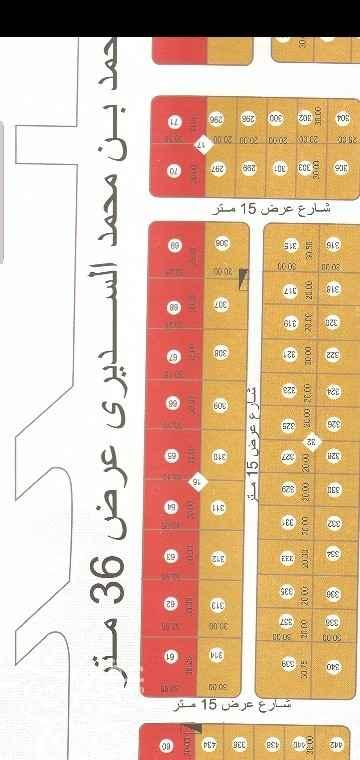 أرض للبيع في شارع أحمد بن محمد السديري ، حي القدس ، الرياض ، الرياض