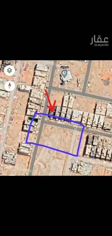 أرض للبيع في شارع المحثل ، حي القدس ، الرياض ، الرياض