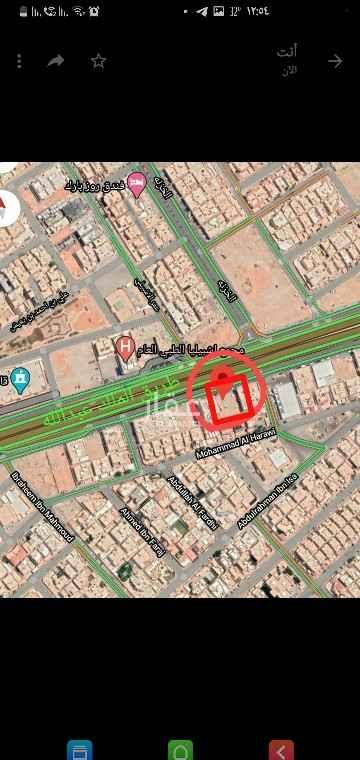 أرض للبيع في شارع محمد الهروي ، حي الخليج ، الرياض ، الرياض