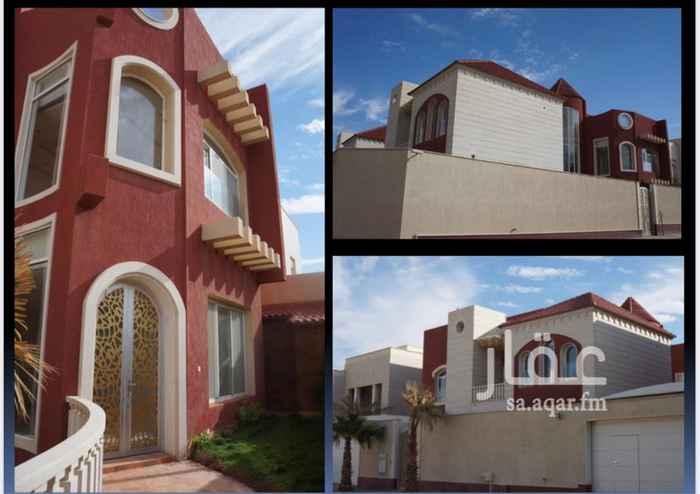 فيلا للإيجار في شارع عبدالرحمن المحيميد ، حي الخزامى ، الرياض ، الرياض