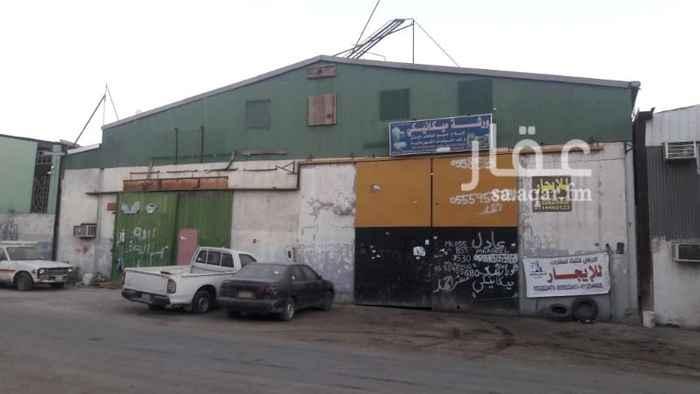 مستودع للإيجار في شارع صالح الهاشمي ، حي الصناعية القديمة ، الرياض