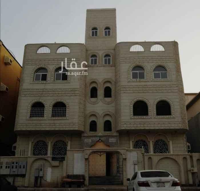 عمارة للبيع في شارع سلمان الفارسي ، حي الراشدية ، مكة