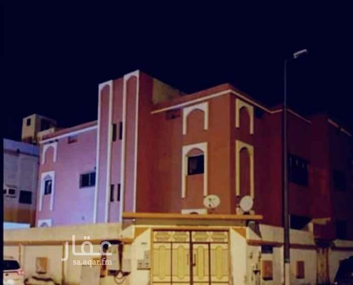 عمارة للبيع في شارع الفضاء ، حي الراشدية ، مكة ، مكة المكرمة