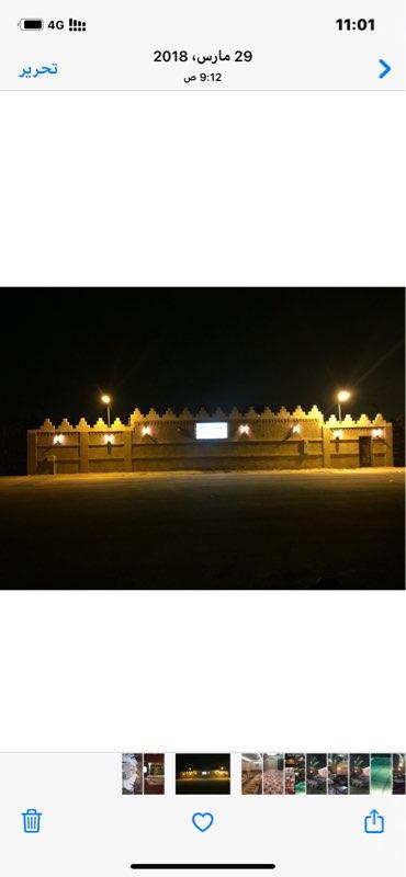 استراحة للإيجار في حي القيروان ، الرياض ، الرياض
