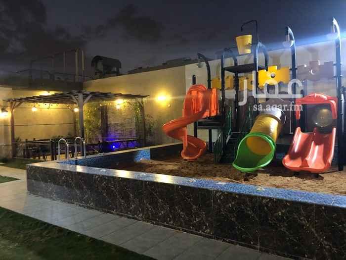 استراحة للإيجار في شارع الرنية ، حي السعادة ، الرياض ، الرياض
