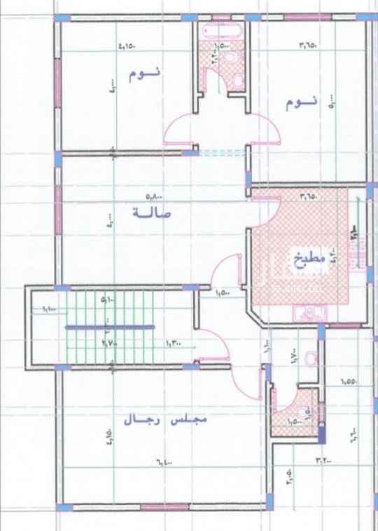 شقة للإيجار في شارع العباس بن عبدالله ، حي عرقة ، الرياض ، الرياض