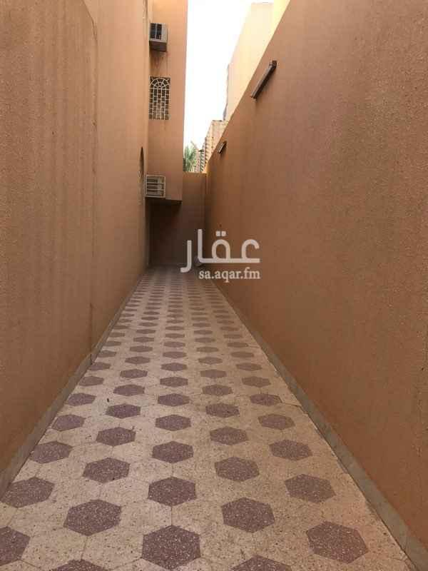 دور للإيجار في شارع ابي ابراهيم الكتاني ، حي الزهرة ، الرياض