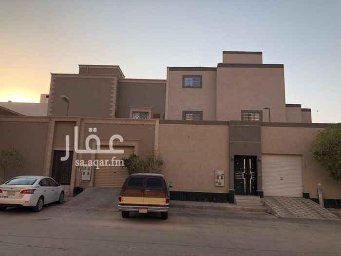 فيلا للبيع في شارع الذهب ، حي هجرة لبن ، الرياض