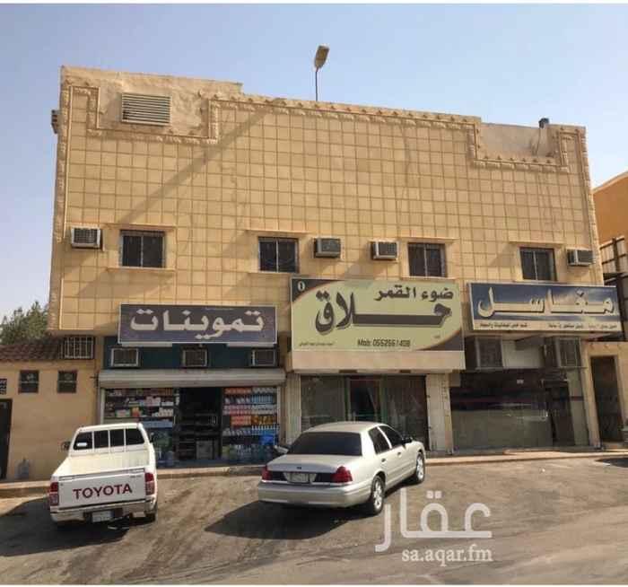 محل للإيجار في شارع بشر بن صفوان ، حي الشفا ، الرياض