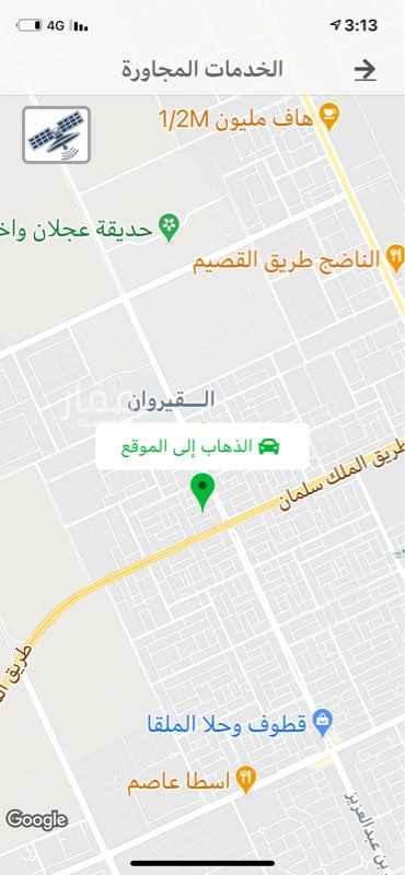 فيلا للإيجار في شارع حمزه الاركوبي ، حي القيروان ، الرياض ، الرياض