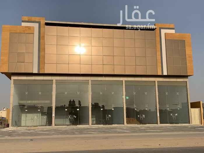 مكتب تجاري للإيجار في طريق الملك عبدالعزيز ، الرياض