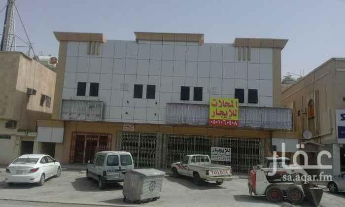 محل للإيجار في شارع حسان بن ثابت ، حي النسيم الشرقي ، الرياض