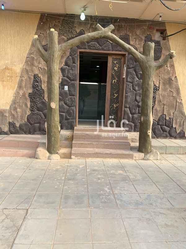 محل للإيجار في شارع الامام محمد بن عبد الوهاب ، حي النهضة ، الخرج ، الخرج