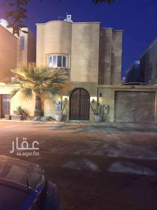 فيلا للإيجار في حي ، شارع الحرجه ، حي النفل ، الرياض ، الرياض