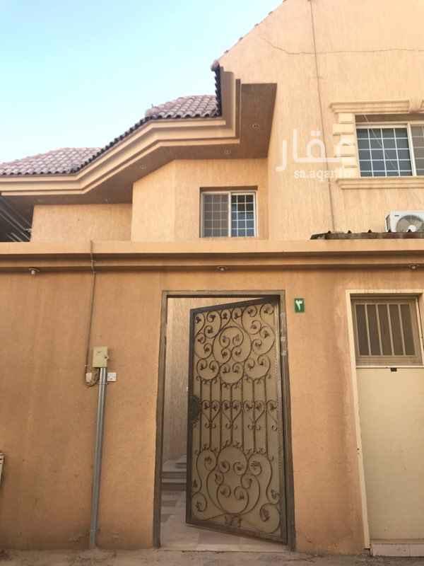 بيت للإيجار في شارع وادي أبو خشبة ، حي الخزامى ، الرياض ، الرياض