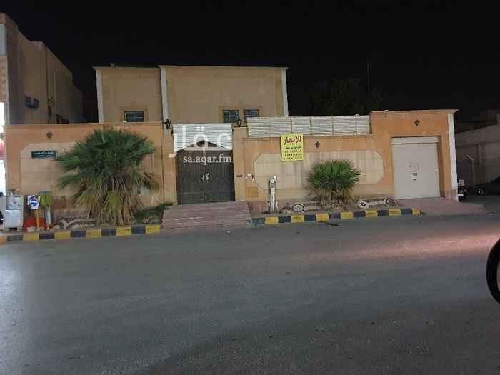 دور للإيجار في شارع اغادير ، حي سلطانة ، الرياض ، الرياض