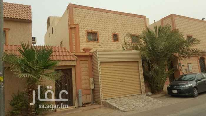 فيلا للبيع في شارع العدل ، حي الروابي ، الرياض