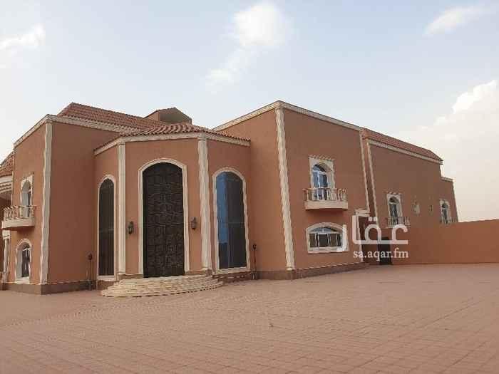 فيلا للبيع في شارع الأمير مشعل بن عبدالعزيز ، حي عرقة ، الرياض