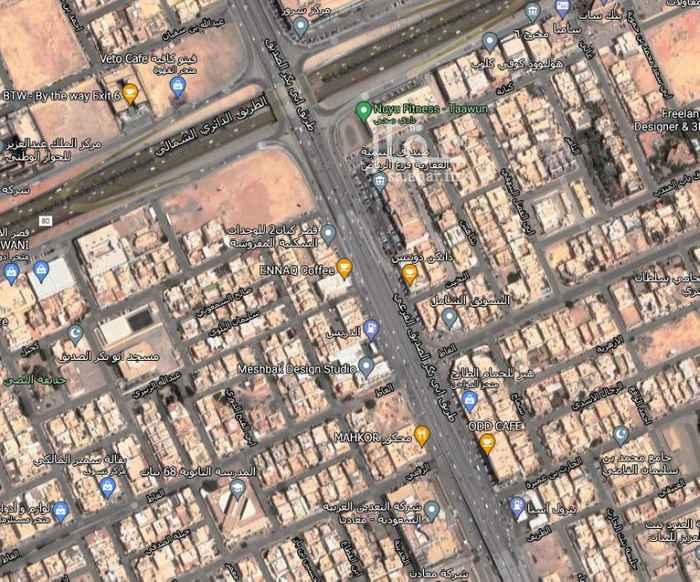 أرض للبيع في شارع ابن معقل ، حي المصيف ، الرياض ، الرياض