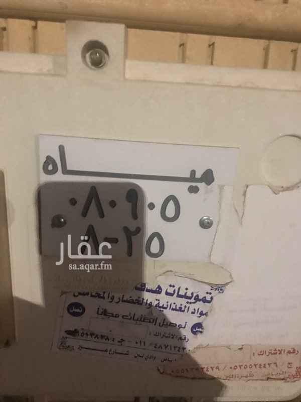 شقة للإيجار في شارع المعابدة ، حي ظهرة لبن ، الرياض