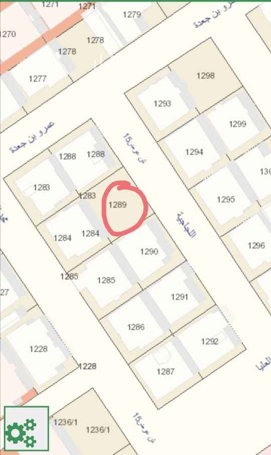 أرض للبيع في شارع محمد الشاوي ، حي النسيم الشرقي ، الرياض ، الرياض