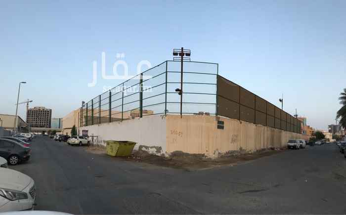 أرض للإيجار في طريق المدينة المنورة ، حي النعيم ، جدة