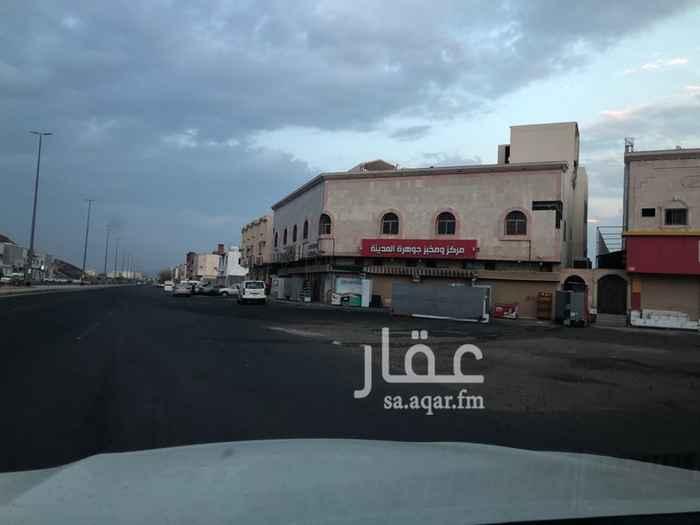 محل للإيجار في شارع خالد بن يزيد بن حارثة ، حي الملك فهد ، المدينة المنورة ، المدينة المنورة