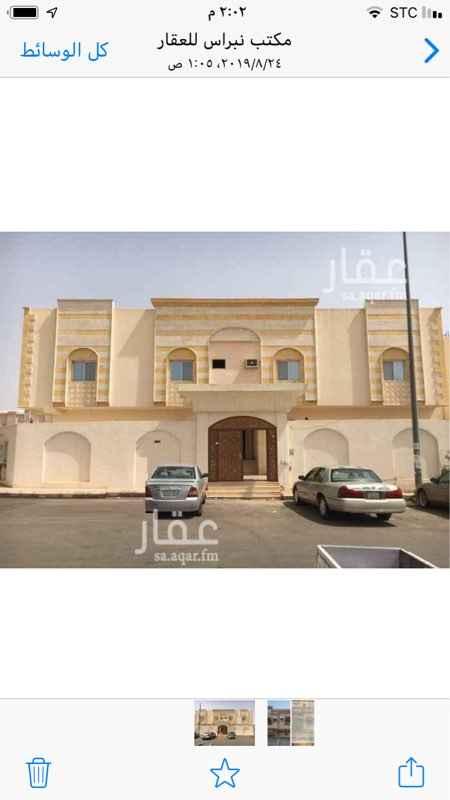 شقة للإيجار في شارع سيف بن النعمان اللخمي ، حي الرانوناء ، المدينة المنورة