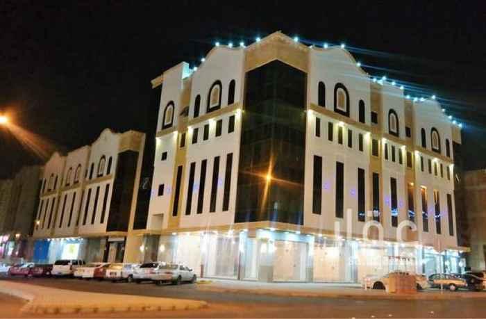 عمارة للإيجار في شارع سعيد بن زيد الأنصاري, المدينة المنورة
