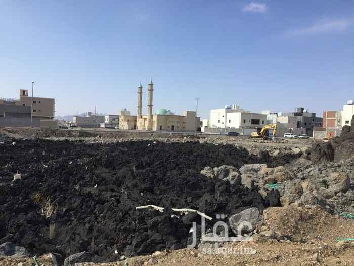 أرض للإيجار في طريق الملك سلمان الفرعي ، المدينة المنورة