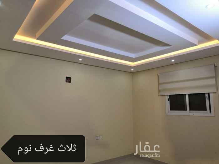 دور للإيجار في شارع النهار ، حي السعادة ، الرياض