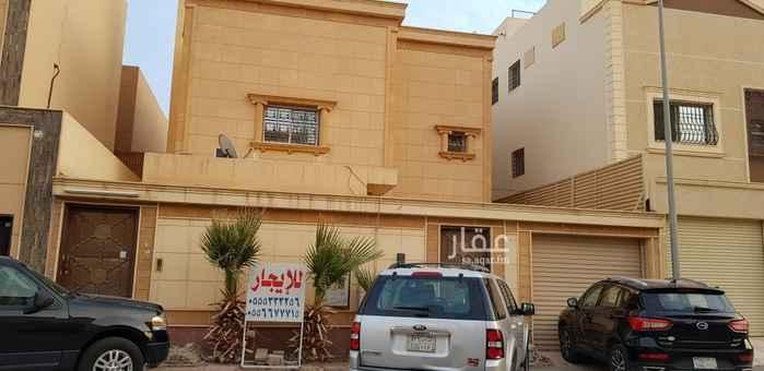 دور للإيجار في شارع الريف ، حي السعادة ، الرياض