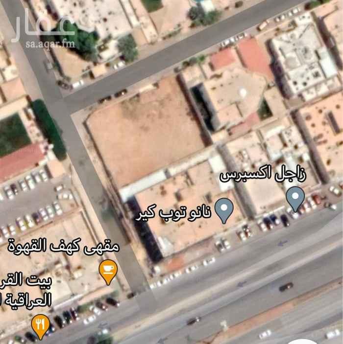عمارة للبيع في طريق الامام سعود بن عبدالعزيز بن محمد الفرعي ، حي المروج ، الرياض ، الرياض