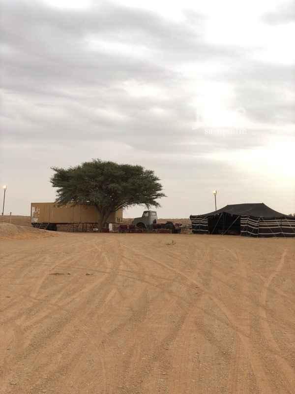 مخيم للإيجار في حي الخير ، حريملاء