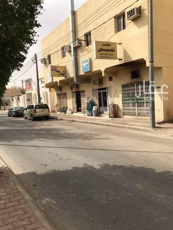 محل للإيجار في شارع الخالدية ، حي الملك فهد ، المجمعة