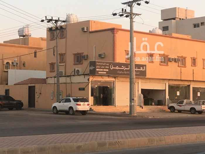 محل للإيجار في طريق الملك عبدالعزيز ، حي الاندلس ، المجمعة