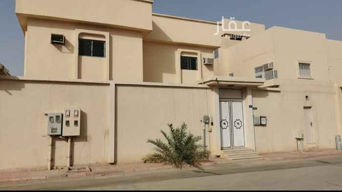 فيلا للإيجار في حي ، شارع الشيخ عبدالله عبدالعزيز الخضيري ، حي السويدي الغربي ، الرياض ، الرياض