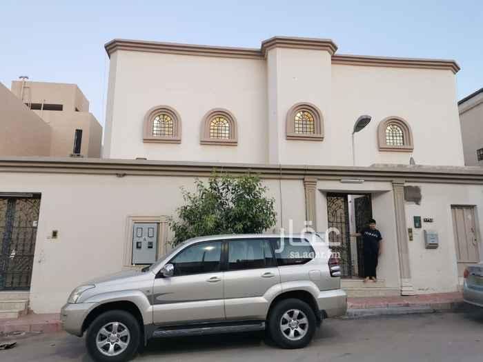 دور للإيجار في شارع داود بن سليمان ، حي الزهرة ، الرياض ، الرياض