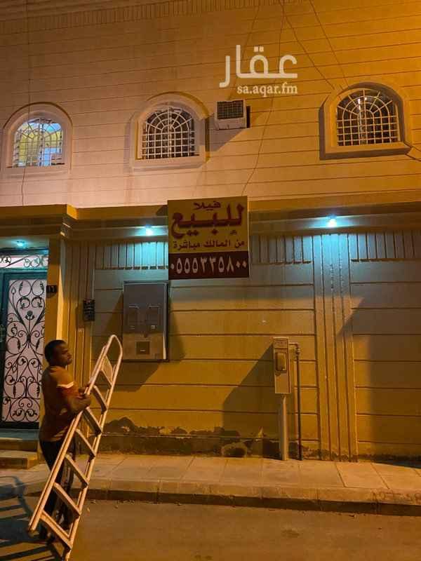 فيلا للبيع في شارع رفاعة بن رافع ، حي العريجاء الغربية ، الرياض ، الرياض