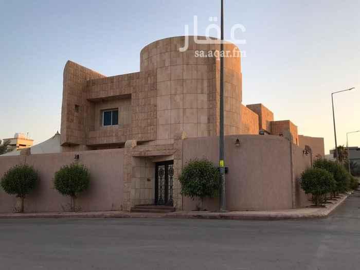 فيلا للبيع في شارع وادي ابو عرب ، حي الهدا ، الرياض ، الرياض