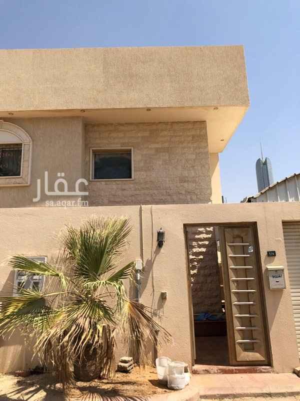 دور للإيجار في شارع الحسنان ، حي الملقا ، الرياض ، الرياض