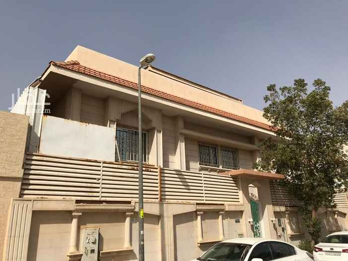 فيلا للبيع في شارع الشيخ حمد ال ثاني ، حي العليا ، الرياض ، الرياض