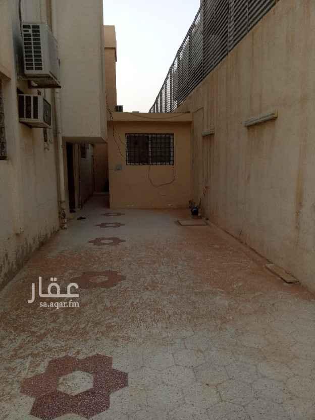 دور للإيجار في شارع ابراهيم الباهلي ، حي العليا ، الرياض ، الرياض