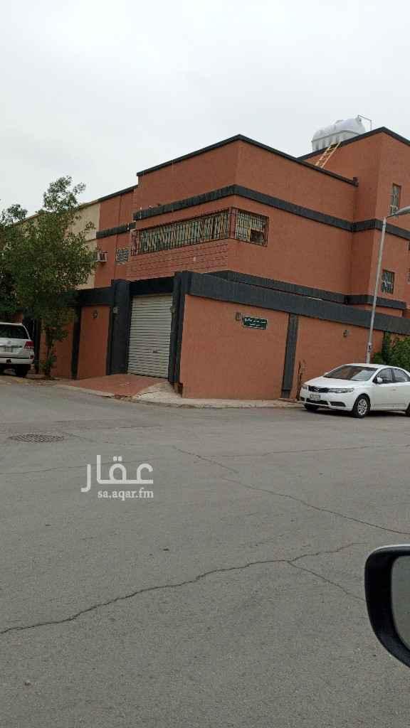 فيلا للبيع في شارع رفاعة بن رافع ، حي العليا ، الرياض ، الرياض
