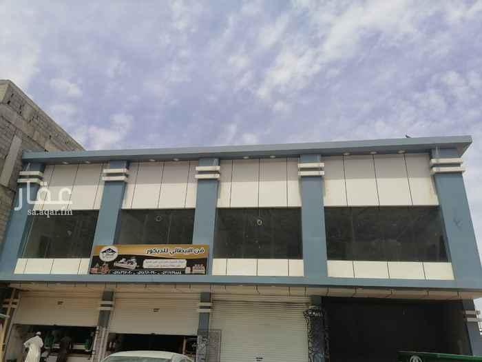 مكتب تجاري للإيجار في طريق عثمان بن عفان ، حي العيون ، المدينة المنورة ، المدينة المنورة