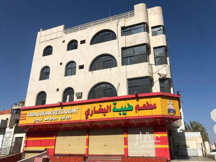 عمارة للإيجار في شارع أم أنس الأنصارية ، حي الخالدية ، المدينة المنورة ، المدينة المنورة