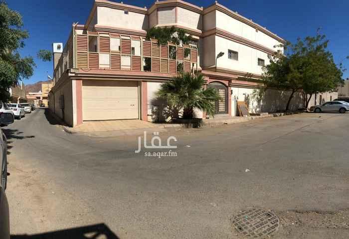 شقة للإيجار في شارع سعيد بن ابى هلال ، حي شظاة ، المدينة المنورة ، المدينة المنورة
