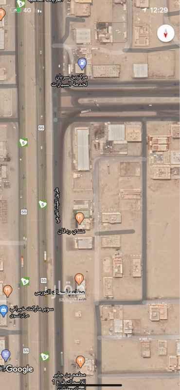 أرض للإيجار في جدة ، حي القرينية ، جدة